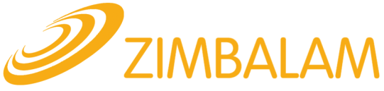 zimbalam logo sfondo bianco
