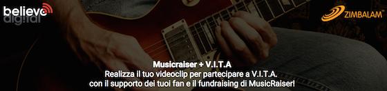 MusicRaiser+VITA
